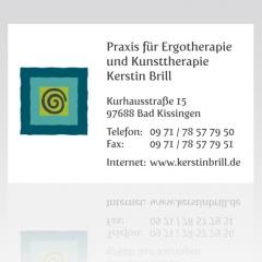 Kerstin Brill Visitenkarte